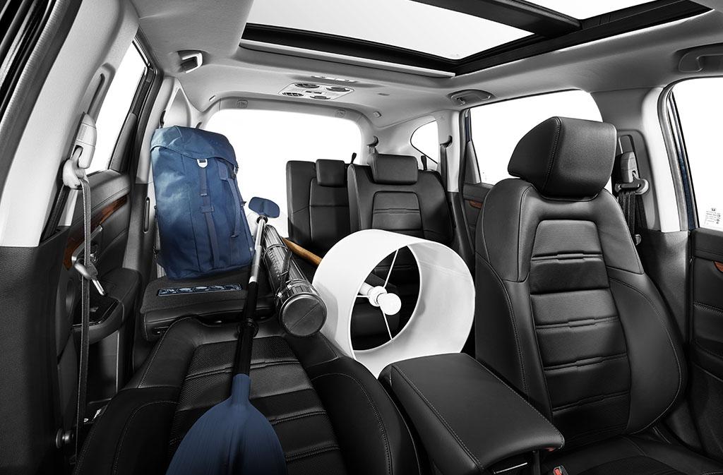 Nội thất Honda CR-V